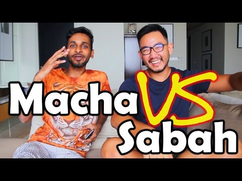 Malaysian Indian vs Sabahan (feat. @VikarWorld)
