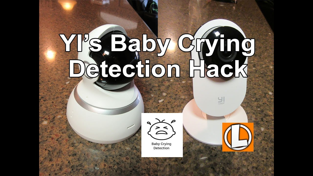 Yi Home Camera Baby Crying Detection Test and Other Uses