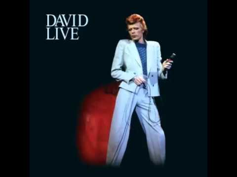 David Bowie Watch That Man (Live 1974)