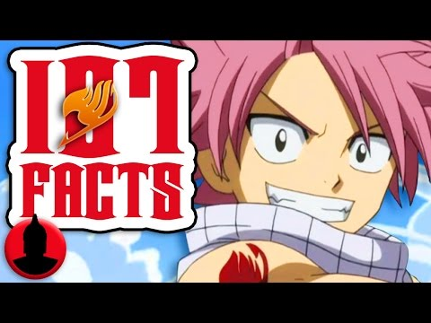 107 Fairy Tail Facts YOU Should Know - (ToonedUp #96) @CartoonHangover