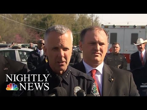 Austin Explosions: 'Serial Bomber' Hunted After Tripwire Sets Off 4th Blast | NBC Nightly News