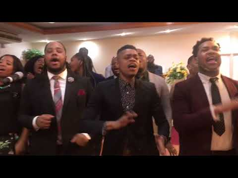 """Vincent Bohanan & The Sound of Victory Choir """"God can, God will"""" (04/22/18)"""