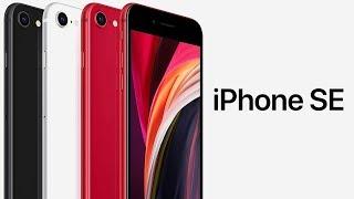 iPhone SE представлен ОФИЦИАЛЬНО iPhone SE 2020 (iPhone 9, iPhone SE 2)