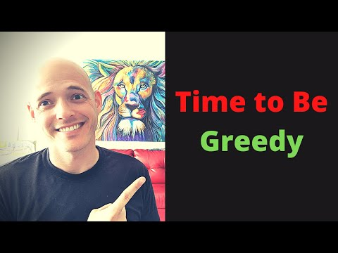 Enbridge Stock : Time To Be Greedy
