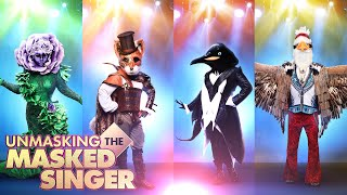 The Masked Singer Episode 3: Reveals, Theories and New Clues!