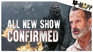 """SECOND """"Walking Dead"""" SPIN-OFF """"IN DEVELOPMENT"""" at AMC"""