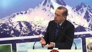 Erdoğan'dan Fuat Avni'ye  'Delikanlıysan çık ortaya'