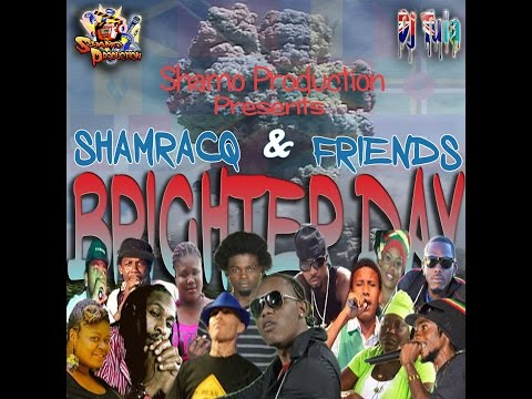Shamracq & Friends - Brighter Day