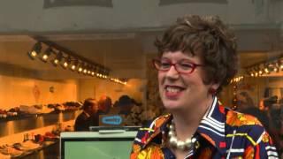 Britain&#39s Got Talent&#39s Lorraine Bowen opens new Dutch shoe shop
