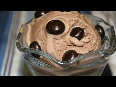 Chocolate Hazelnut Silken Tofu Soy Ice Cream Recipe