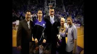 Denis Clemente - Luis Colon Senior Night at Kansas State; Boricuas Ballers