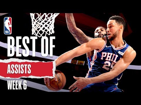 NBA's Best State Farm Assists from Week 6 | 2019-20 NBA Season