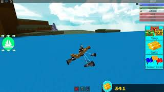 [ROBLOX] DEJA VU MEME IN BUILD A BOAT FOR TREASURE
