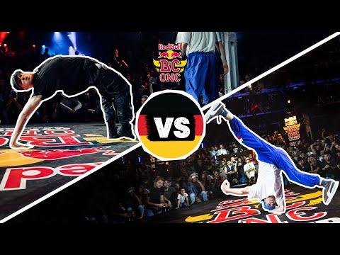 B-Boy ARTFORM vs. B-Boy Double D | Red Bull BC One Cypher Germany 2019 Quarterfinal