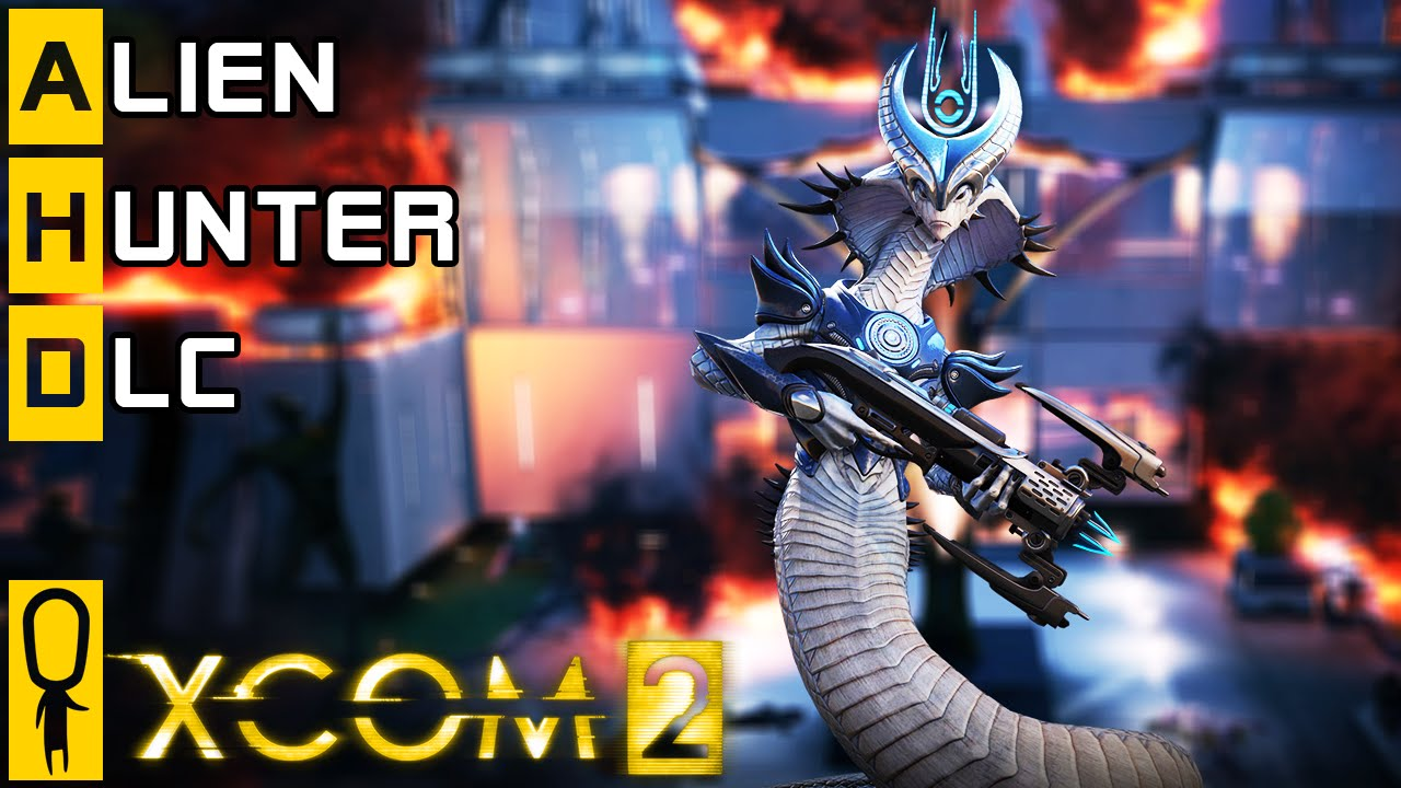 Xcom 2 alien hunter dlc story mission alien nest and for Portent xcom not now