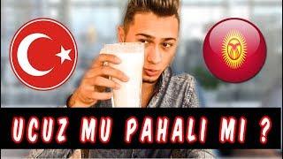(0.15 MB) KIRGIZİSTAN'DAKİ TÜRK RESTORANTLARI TÜRK YEMEKLERİ ( FİYATLAR!!!!)😎 Mp3