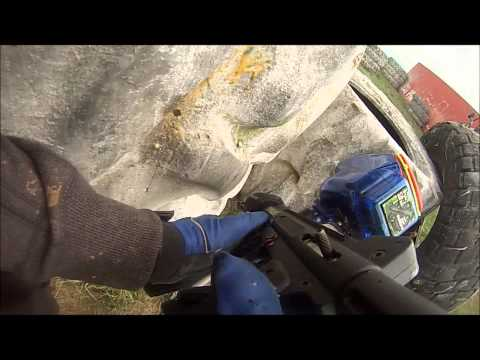 GoPro Paintball At Crossfire Paintball Arena