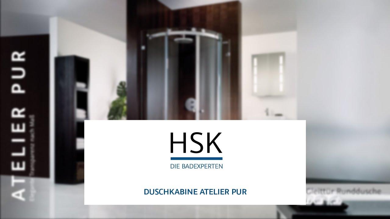 Inspirierend Hsk Duschkabinen Montageanleitung Ideen