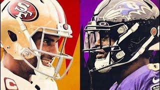 "49ers Vs Ravens Pump Up - ""Roxanne"" (NFL Week 13)"