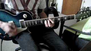 Rise Against - Dead Ringer (Guitar Cover)
