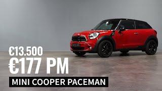 Op voorraad - MINI Cooper Paceman -  €13.500 - 2013  - 69.100 km