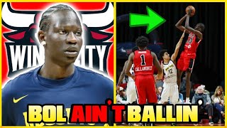 Why BOL BOL Is STILL Playing In The G-LEAGUE And NOT With The DENVER NUGGETS In The NBA?