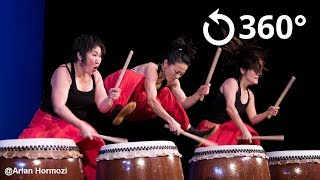 Taiko Performance in 3D VR thumbnail