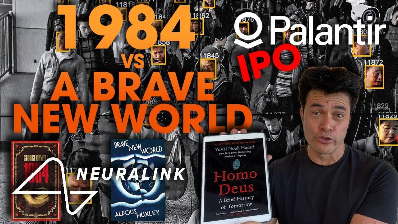 2020 Future Prediction: Brave New World vs 1984 vs Homo Deus