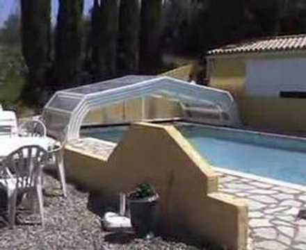 Abri piscine s same elegance doovi for Abri de piscine sesame