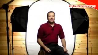 Эффекты освещения для профессиональной съемки стокового видео