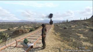 Red Dead Redemption: Women, Lasso and Trains. - Dastardly Achievement