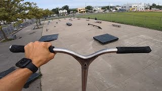 The Grind Rail Skatepark