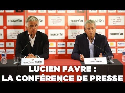 Lucien Favre : la conférence de presse (replay)