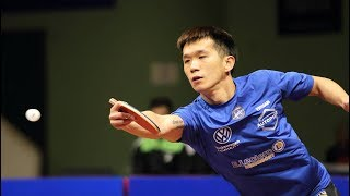 Fan Shengpeng vs Jesus Cantero | French League 2019
