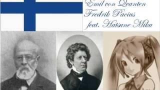Suomen laulu (Fredrik Pacius) - Hatsune Choir