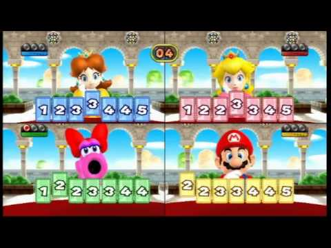 Mario Party 9 (2 Player Rounds - All Boards)