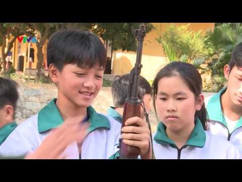 Một ngày trải nghiệm làm chiến sỹ - 22/12/2016 - HanoiADC