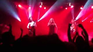 Apocalyptica Webster Theater 3-15-11