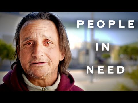 'People In Need' - A Short Film on Homelessness in Virginia Beach