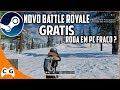 Novo Battle Royale Grátis da Steam Gráficos Realistas - Ring of Elysium Roda Em PC Fraco ?