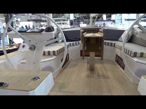 The 2020 Wauquiez Pilot Saloon 42 Sailing Boat