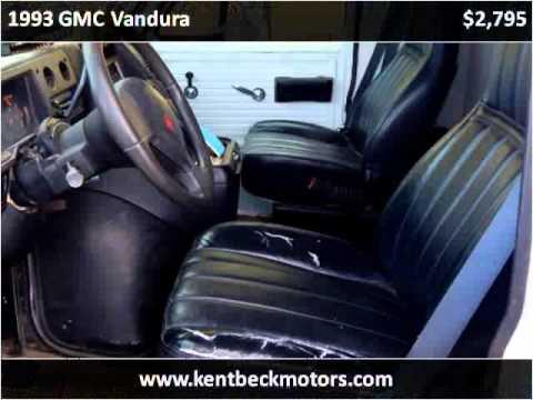 1993 gmc vandura used cars abilene tx youtube for Kent beck motors abilene