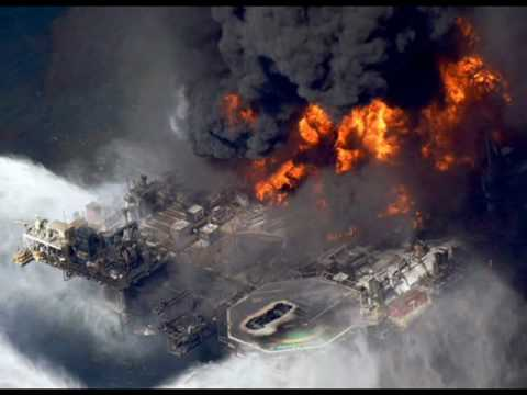 "Earth Crisis ""Ecocide"" - Oil spill of the Gulf of Mexico"