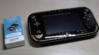 Wii U Gamepad battery upgrade guide