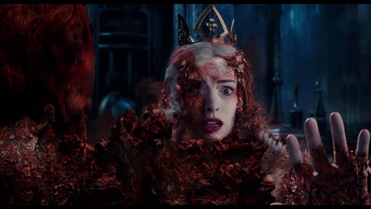 Η ΑΛΙΚΗ ΜΕΣΑ ΑΠΟ ΤΟΝ ΚΑΘΡΕΦΤΗ (Alice Through The Looking Glass) - Official Trailer - Μεταγλωττισμένο
