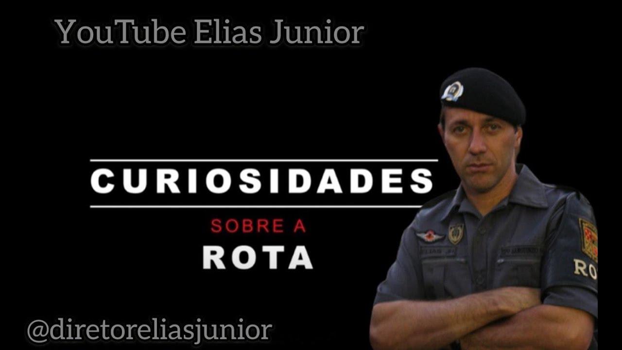 Diretor Elias Junior - Curiosidades sobre a Rota