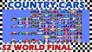 Country Cars Race Season 2 - World Final - Part 6 - Who Will Win?