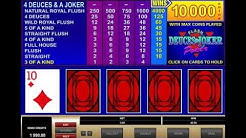 DEUCES & JOKER POKER online free casino SLOTSCOCKTAIL microgaming