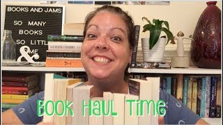 BOOK HAUL || Book Outlet, Little Free Library and Gifts