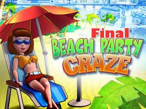 Beach Party Craze - Gameplay Final Part (Level 40)